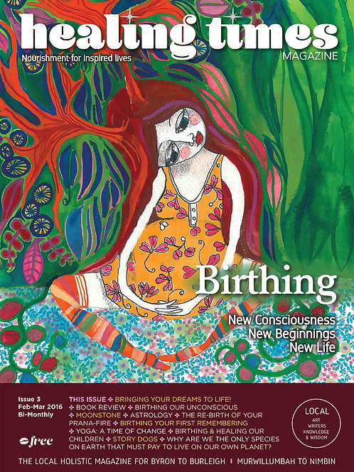Issue 3 - Birthing