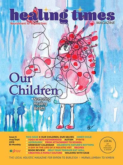 Issue 6 - Our Children
