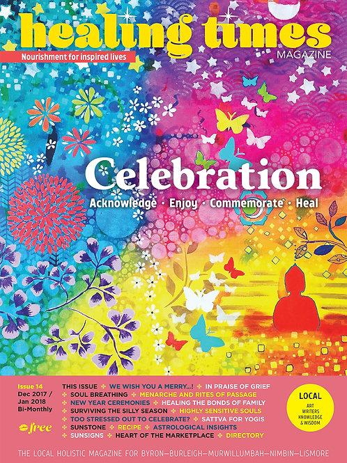 Issue 14 - Celebration