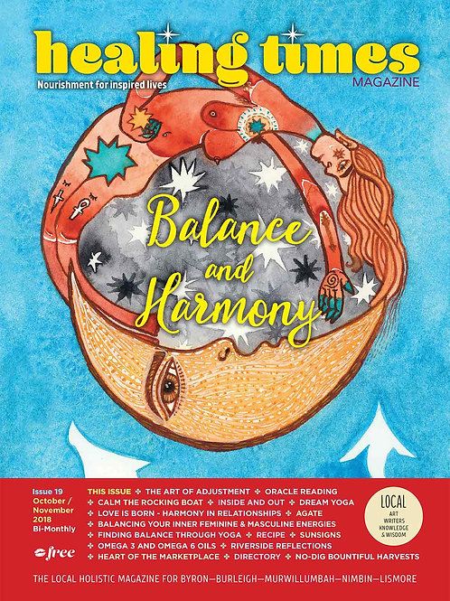 Issue 19 - Balance & Harmony