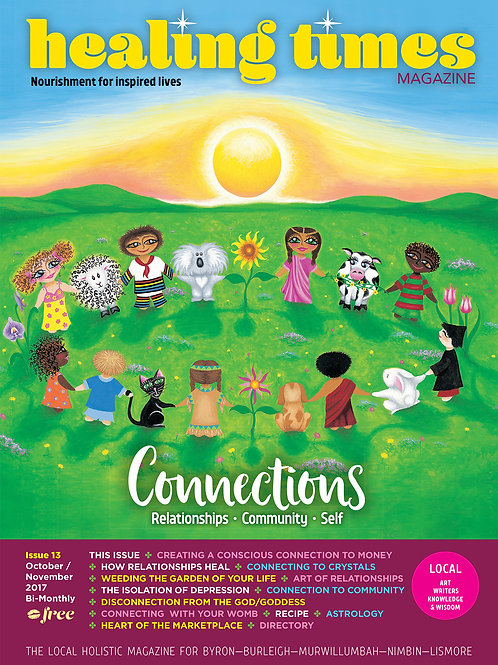 Issue 13 - Connections