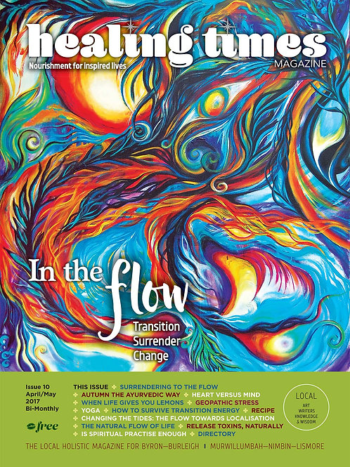 Issue 10 - In the Flow