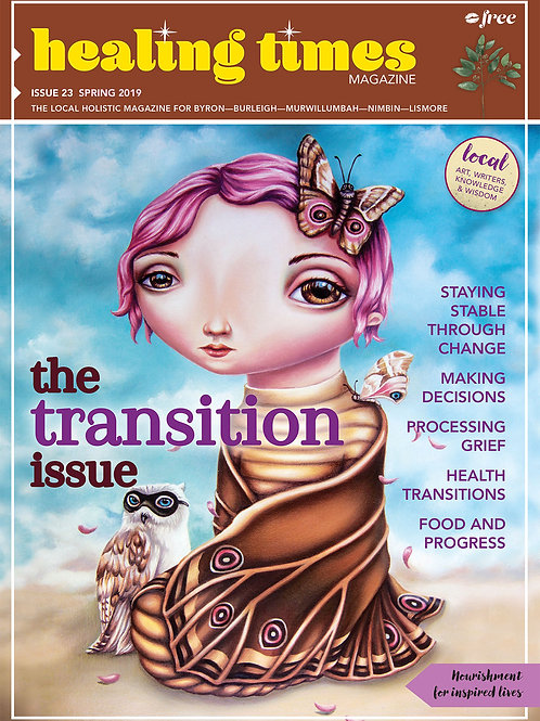 Issue 23 - The Transition Issue