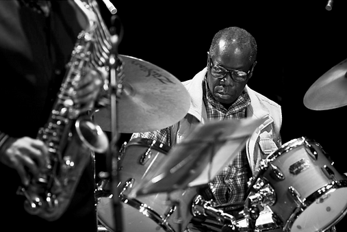 Andrew Cyrille, Drummer