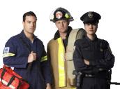 Military, Police, Firemen, EMT
