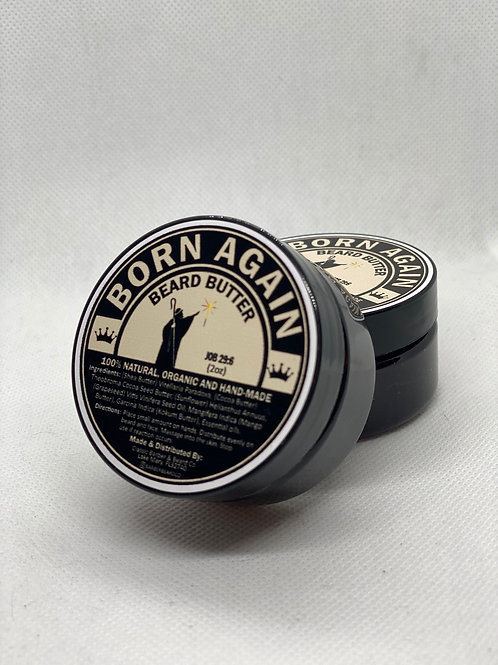 Beard Butter 2oz