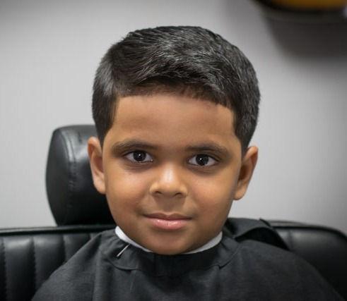 Kids Under 10 Haircut