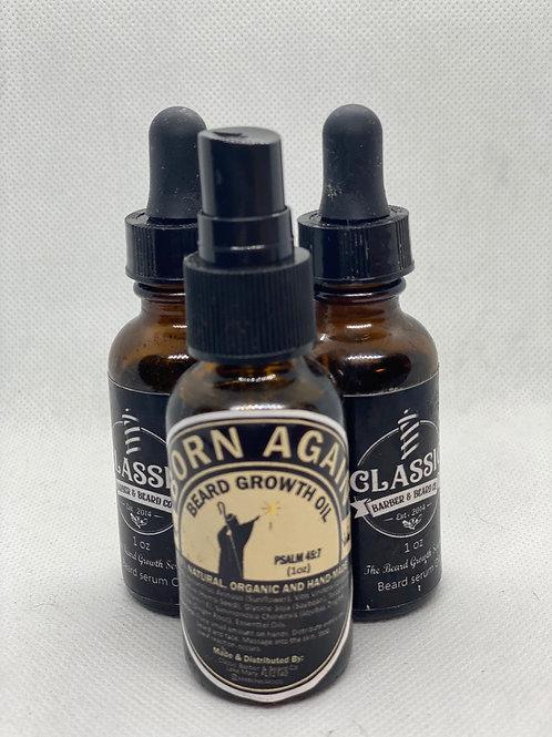 Born Again Beard Growth  Oil