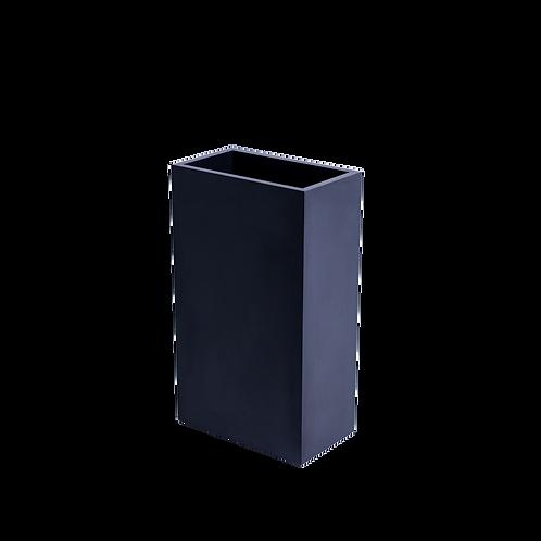 Flower Pot PALMUS 60x20x35 - black