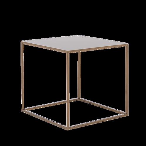 Coffee Table TENSIO  METAL 50, gold