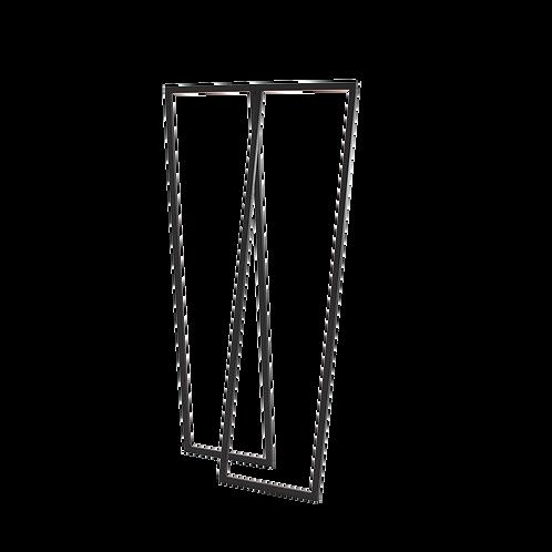 Hanger SABU METAL Black