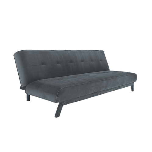 3 Seater Sofa Bed Modes Large, dust (rv96)