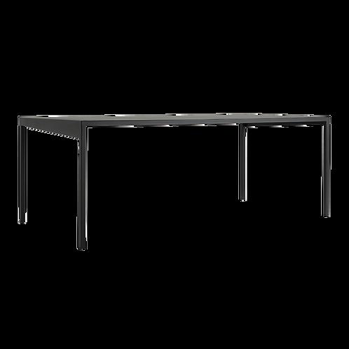 Dinning Table  OBROOS METAL 200 - black