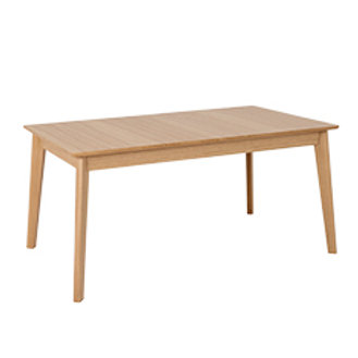 Dining table WOODYOU160x90 rozkł. - natural oak