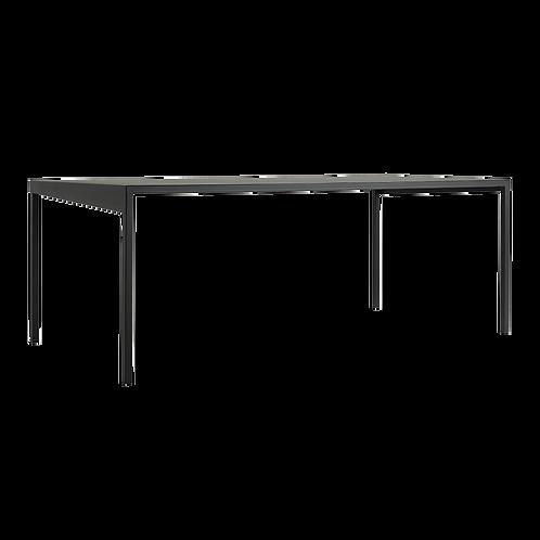 Dinning Table  OBROOS METAL 180 - black