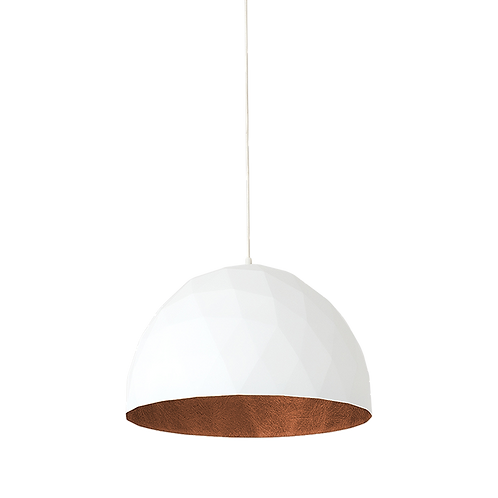 Ceiling Lamp LEONARD L - cooper-white