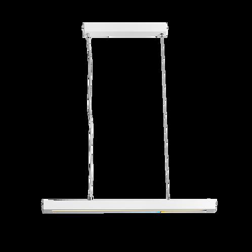 Ceiling Lamp LINE PLUS M - white