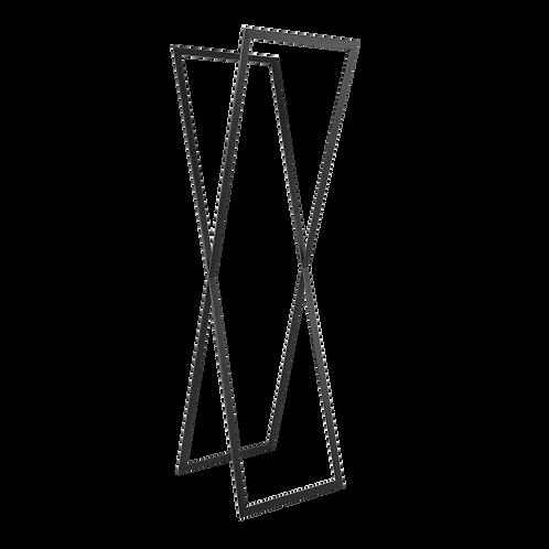 Hanger ROSETT - black