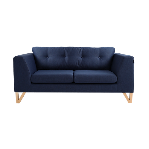 2 Seater SOFA WILLY, et80
