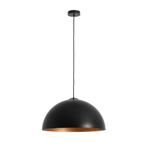 Ceiling Lamp LORD 50 - cooper-black