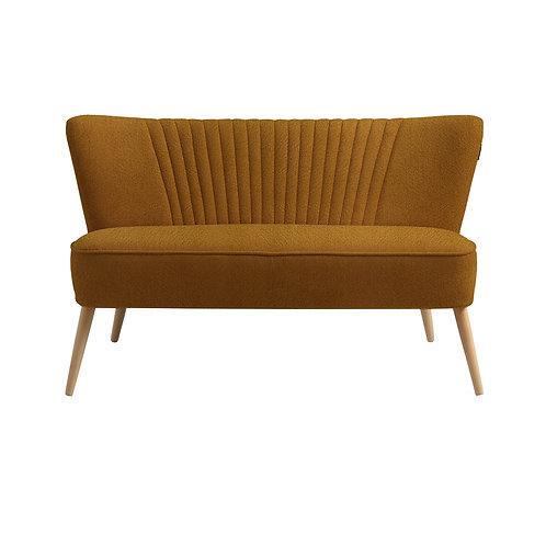 Sofa HARRY 2 os. - marakuja(rv41), natural