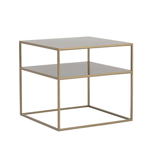 Coffe Table TENSIO 2 FLOOR METAL 50 - gold