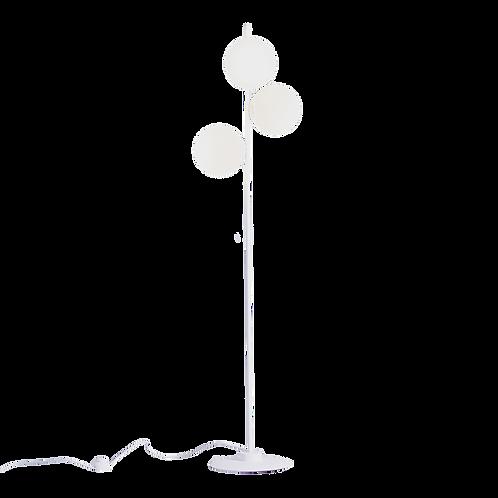 Floor Lamp BOBLER - white