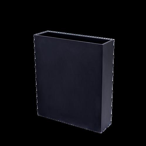 Flower Pot PALMUS 80x20x70 - black