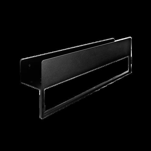 Shelf LANDA RE-HANG 70 - black