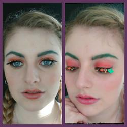 Eyelashes custumization