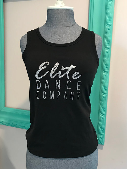 Glitter tank top - Youth
