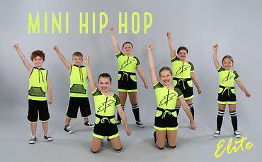 mini hip hop 2021