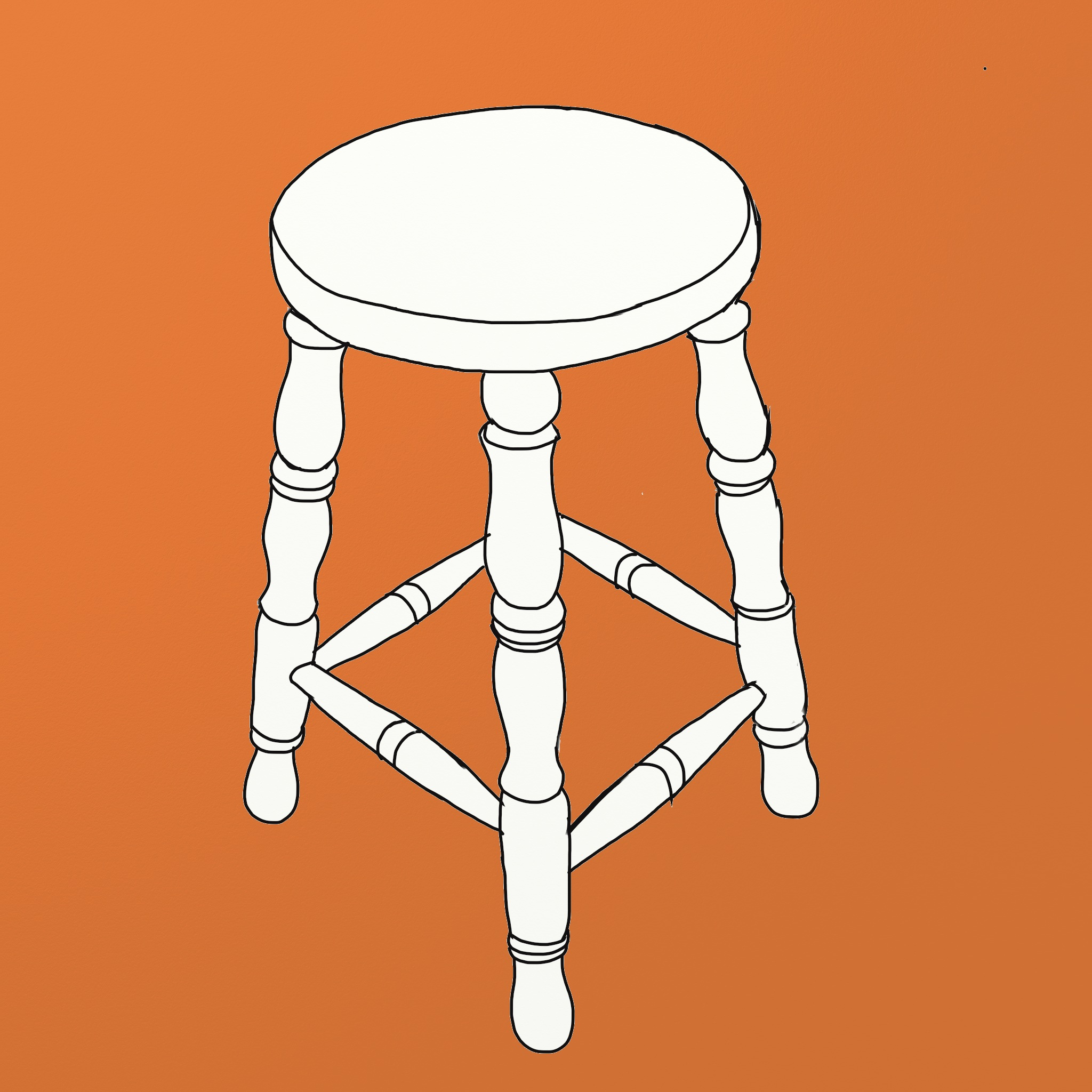 2014 the bob lazar stool (2)