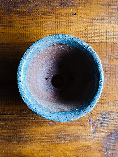 Moon, Handmade Pot