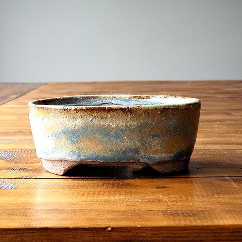 Cloudscape, Handmade Pot