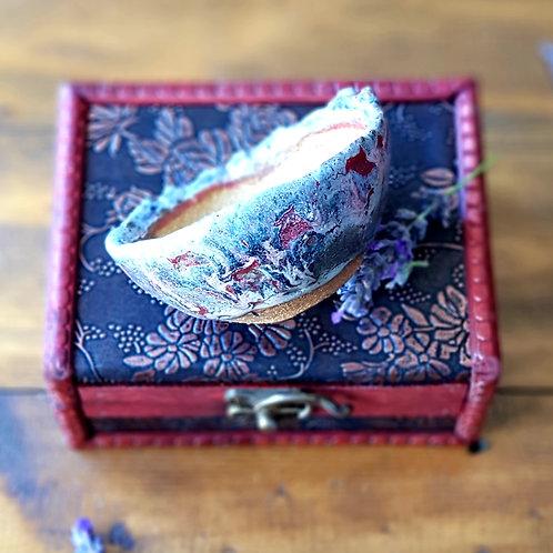 Floral Gift Box, Handmade Pot