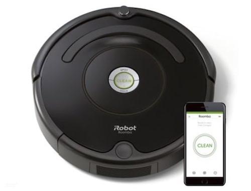 suusmaaktschoon.nl | suus maakt schoon | robotstofzuiger | robot stofzuiger | beste robot stofzuiger | IRobot Roomba 671 robotstofzuiger