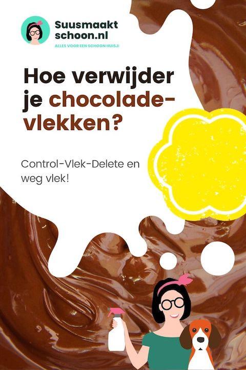vlekken verwijderen kleding | vlekken verwijderen tips | kleding wassen | huishouden hacks | schoonmaaktips voor thuis | tipsandtricks | huishouden diy | chocolade vlekken verwijderen | chocoladevlekken verwijderen | chocoladevlek verwijderen