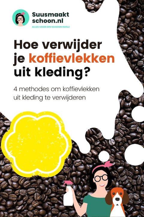 koffievlekken verwijderen | koffievlek verwijderen | koffie vlek | koffie vlekken | vlekken verwijderen kleding | vlekken verwijderen tips | kleding wassen | huishouden hacks | schoonmaaktips voor thuis | tipsandtricks | huishouden diy