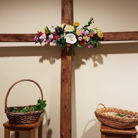 There is beauty in the cross