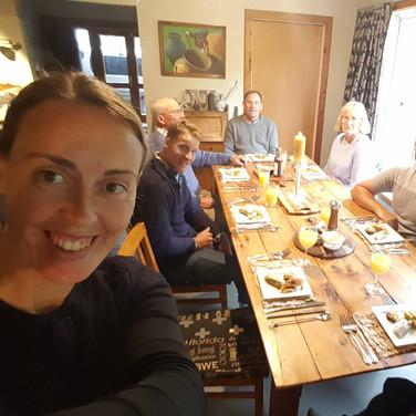 Dinner for 6 @ The Jensens