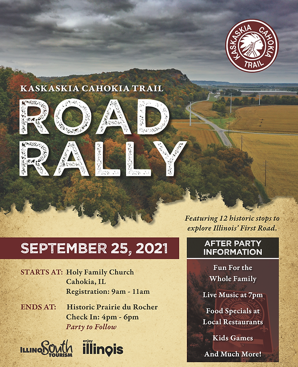 KCT Road Rally 2021 Flyer Cropped for We