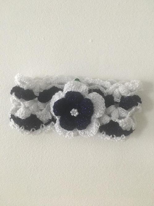Crochet hat band