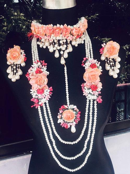 Flower jeweler