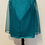 Thumbnail: Sea Green chiffon blouse with Solid Underlayer