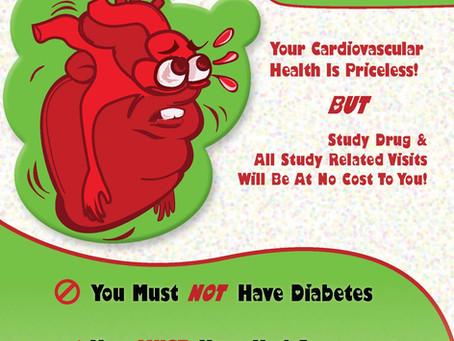 High cardiovascular risk