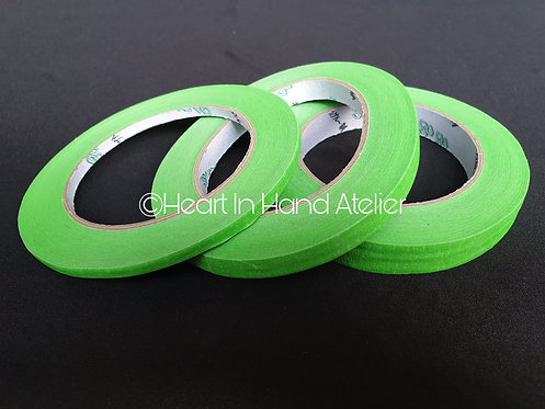 Low Tack Masking Tape - Assorted Width
