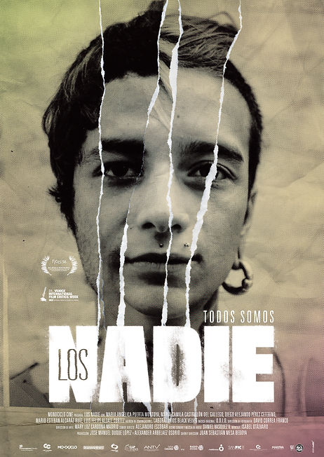 """""""Los Nadie"""""""