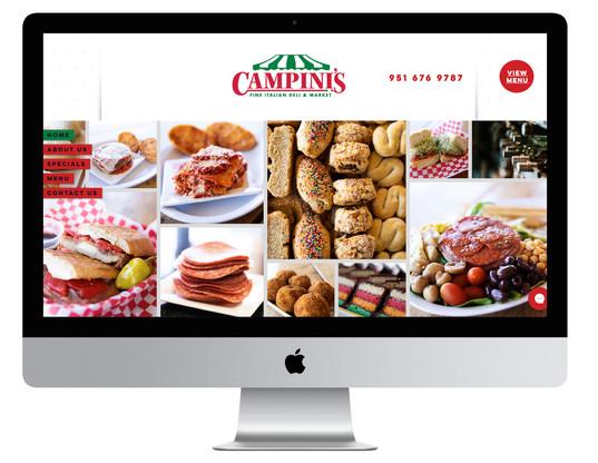 WEBSITE DESIGN + PHOTOGRAPHY