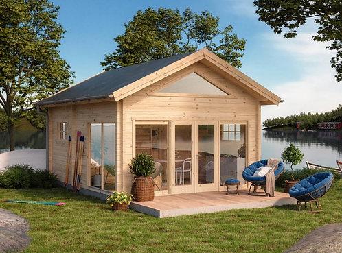 EDWIN LAKE HOUSE